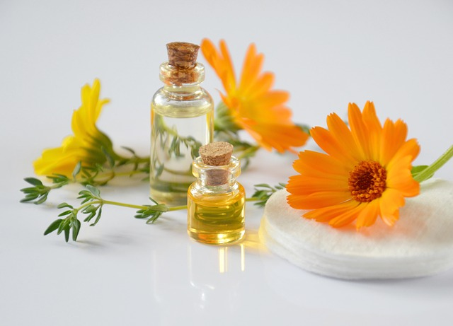 Essential oils for astral travel